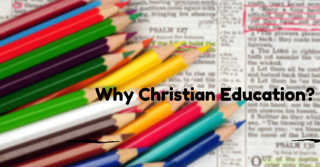 Why Christian Ed